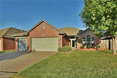 Edmond Single Family Home For Sale: 16800 Hardwood Place
