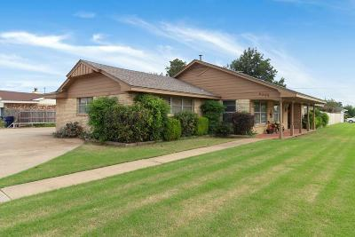 Oklahoma City Single Family Home For Sale: 3800 S Western Avenue