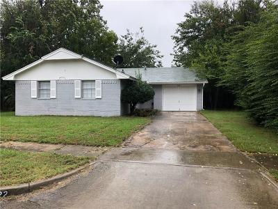 Norman Single Family Home For Sale: 122 Monroe Court