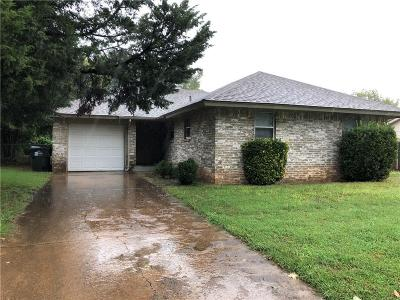 Norman Single Family Home For Sale: 1631 Surrey Drive