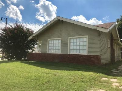 Oklahoma City Single Family Home For Sale: 100 NW 20th Street