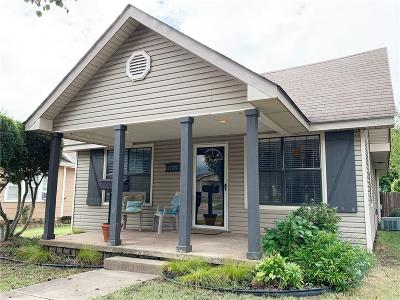 Shawnee Single Family Home For Sale: 1122 N McKinley