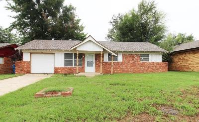Midwest City OK Rental For Rent: $750