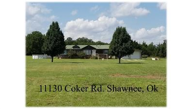 Shawnee Single Family Home For Sale: 11130 Coker Road