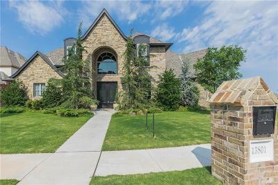 Oklahoma City Single Family Home For Sale: 13801 Cascata Strada