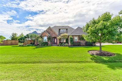 Goldsby Single Family Home For Sale: 196 Heidi Rae Court