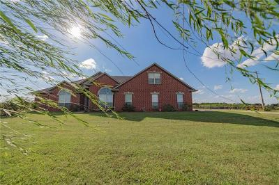 McLoud Single Family Home For Sale: 106653 S County Road 3380 Road