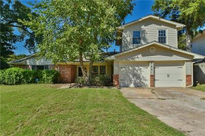 Bethany Single Family Home For Sale: 7821 NW 20th Street