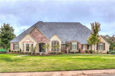 Newalla OK Single Family Home For Sale: $689,900