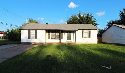 Midwest City OK Rental For Rent: $700