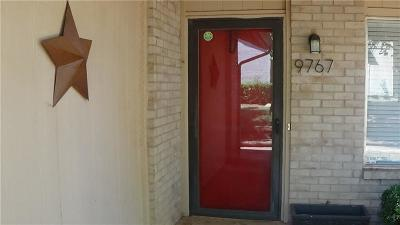 Oklahoma City Condo/Townhouse For Sale: 9767 Hefner Village Boulevard
