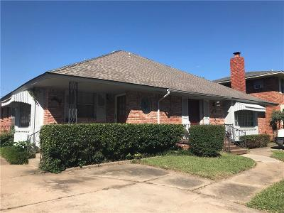Oklahoma City OK Multi Family Home For Sale: $165,000