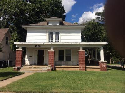 Oklahoma City Single Family Home For Sale: 1601 NW 21st Street