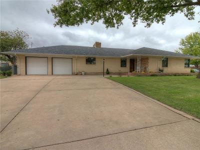 Oklahoma City OK Single Family Home For Sale: $169,900