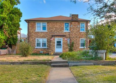 Multi Family Home For Sale: 1704 NW 18th Street