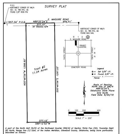 Noble Residential Lots & Land For Sale