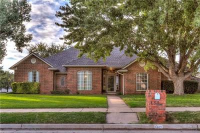 Edmond Single Family Home For Sale: 1325 Copperfield Drive