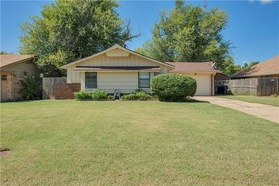 Oklahoma City Single Family Home For Sale: 10213 N Military Avenue