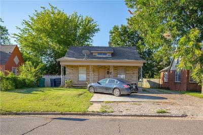 Oklahoma City Multi Family Home For Sale: 416 SW 31st Street