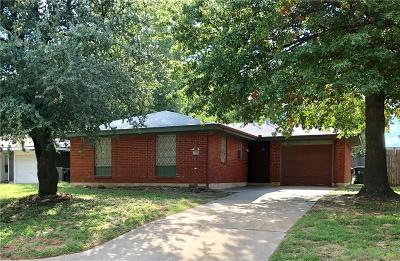 Norman Single Family Home For Sale: 1504 Southern Heights