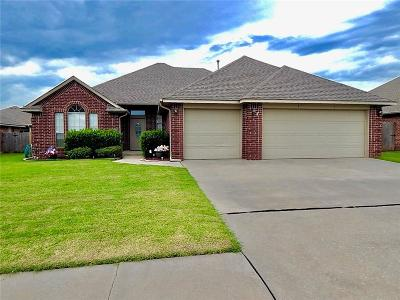 Oklahoma City Single Family Home For Sale: 8504 NW 107th Street