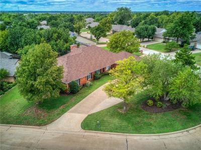 Oklahoma City OK Single Family Home For Sale: $319,000