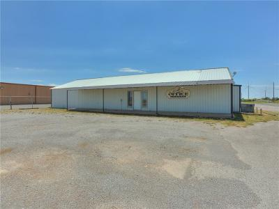 Weatherford Commercial For Sale: 1013 Ok-54