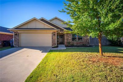 Edmond Single Family Home For Sale: 2624 NW 184th Street