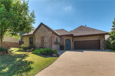 Edmond Single Family Home For Sale: 16613 Little Leaf Lane