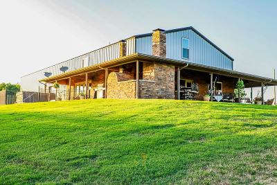 Guthrie Single Family Home For Sale: 6085 County Rd. 72 Road