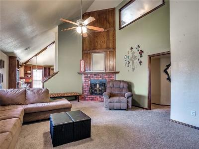 Moore Single Family Home For Sale: 1420 SW 24th Street
