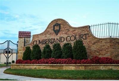 Residential Lots & Land For Sale: 1111 Cumberland Court