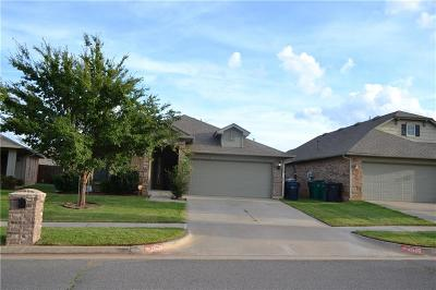 Edmond Single Family Home For Sale: 2620 NW 183rd Street