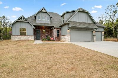 Arcadia Single Family Home For Sale: 12825 Broken Arrow