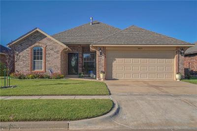 Yukon Single Family Home For Sale: 10613 SW 34th Terrace