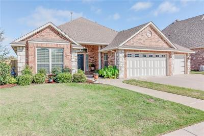 Edmond Single Family Home For Sale: 821 NW 194th Terrace