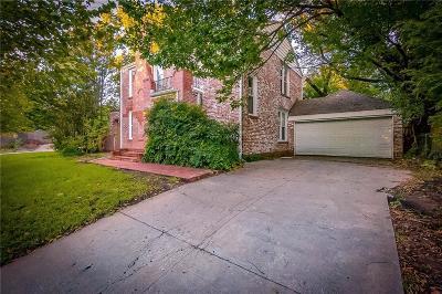 Oklahoma City Single Family Home For Sale: 2101 N Florida Avenue