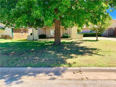 Single Family Home For Sale: 6306 S Hillcrest Drive