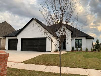 Lincoln County, Oklahoma County Single Family Home For Sale: 8428 NW 135th Terrace