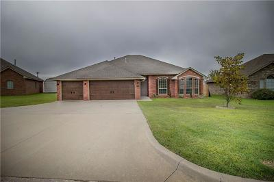Purcell Single Family Home For Sale: 2217 Headwind