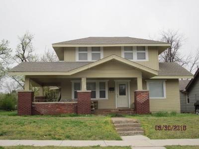 Oklahoma City Single Family Home For Sale: 216 NE 16th St