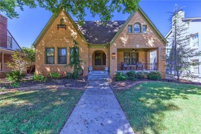 Oklahoma City Single Family Home For Sale: 825 NW 38th Street