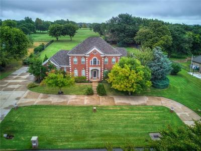 Edmond Single Family Home For Sale: 10916 Old River