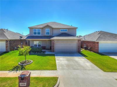 Edmond Single Family Home For Sale: 2420 NW 194th Street