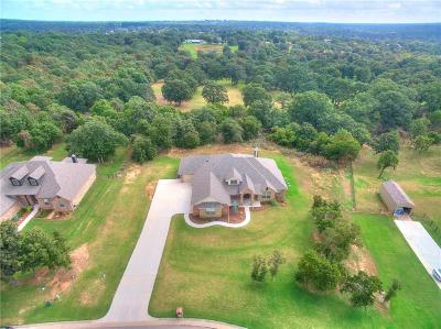 Choctaw Single Family Home For Sale: 5616 Montford Way