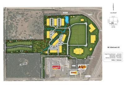 Oklahoma City Residential Lots & Land For Sale: NE 122nd Street