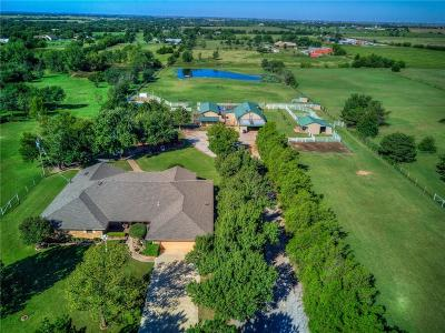 Edmond Single Family Home For Sale: 21205 N Council Road