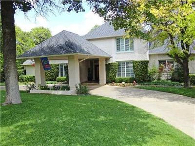Edmond Single Family Home For Sale: 4201 Oakdale Farm Circle