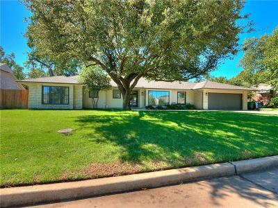 Oklahoma City Single Family Home For Sale: 1408 Brighton Avenue