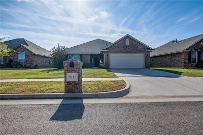 Edmond Single Family Home For Sale: 3012 NW 191st Terrace